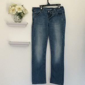 Bluenotes Jeans Low Rise Slim Straight Bella